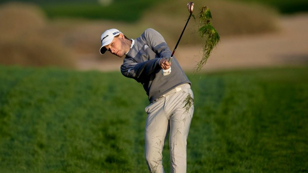 Oman Open R2 - Gallacher and Hojgaard share halfway lead