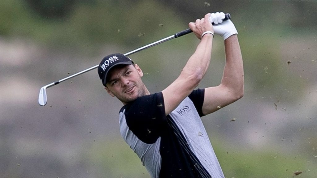 Kaymer fully focused as he aims to continue impressive form