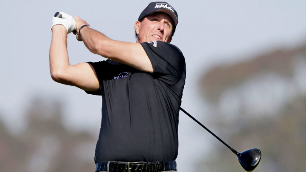 Mickelson not interested in special invitation to compete in US Open