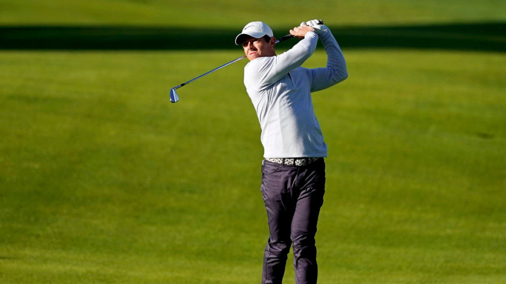 McIlroy knows he faces tough task staying at top