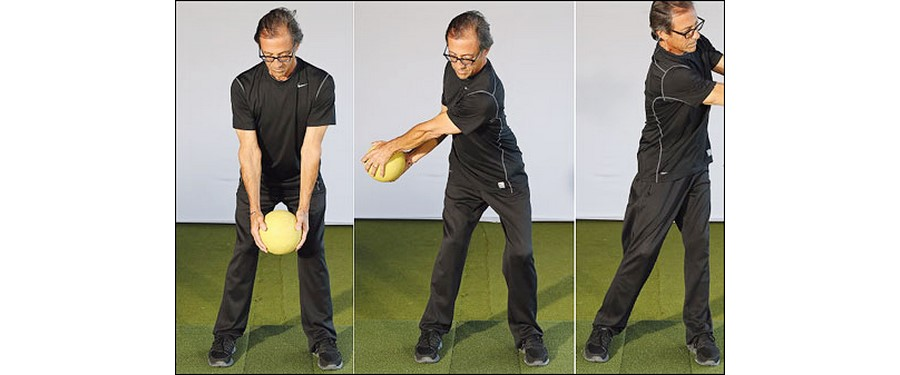 Le Swing Dynamic - insight that every golfer needs
