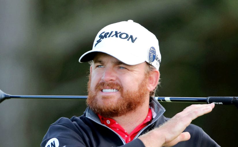 Waste Management Phoenix Open R2 - JB Holmes shot a six-under 65 to take a one-stroke lead