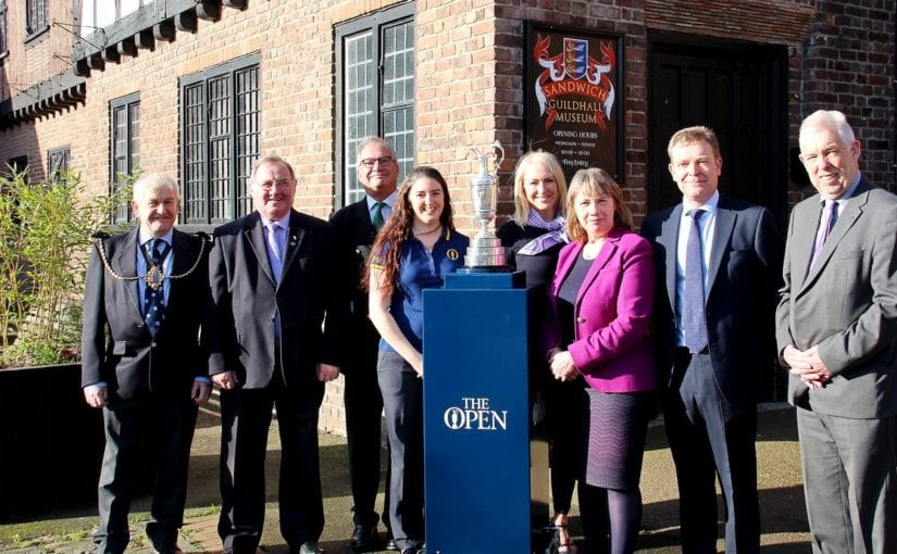 Sandwich set to benefit from the Open Legacy Fund