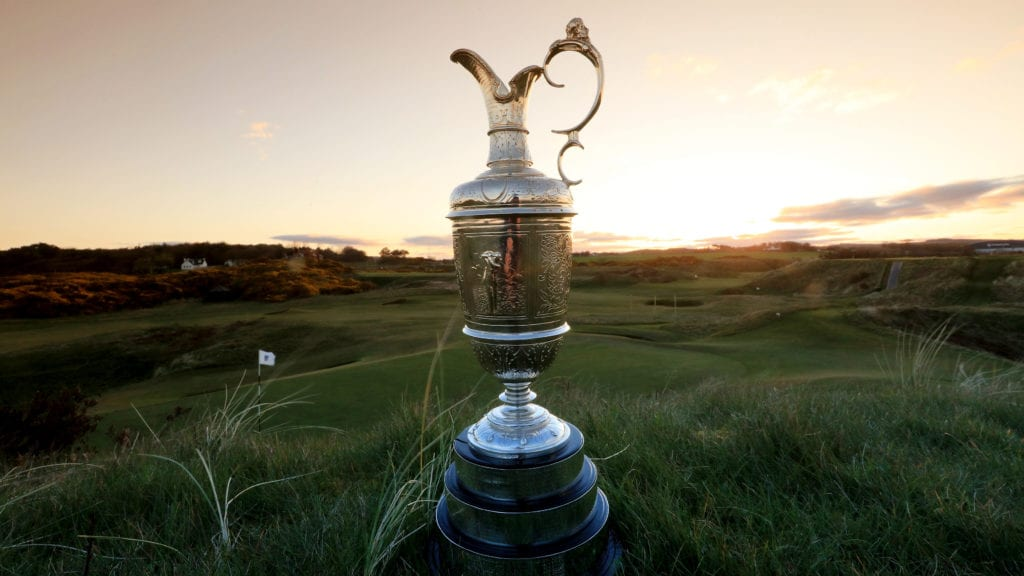 152nd Open to be played at Royal Troon in 2023