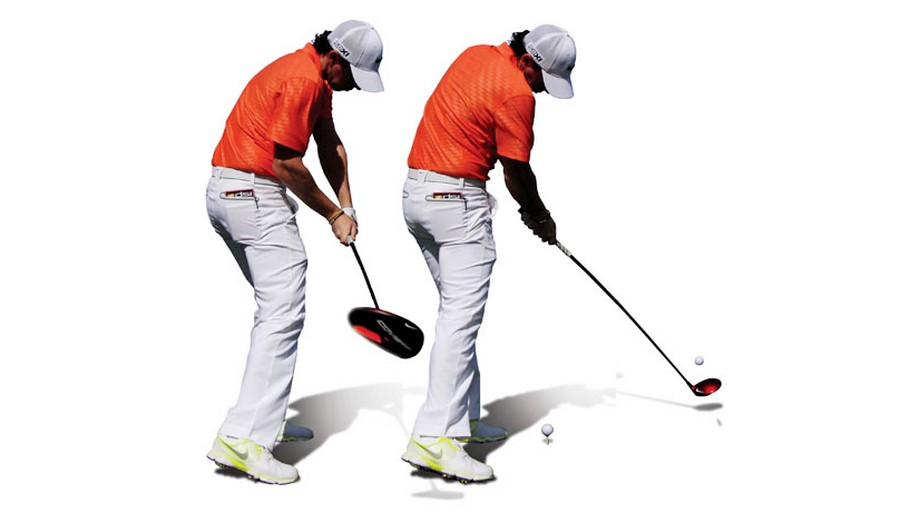 Rory McIlroy Swing Sequence examined