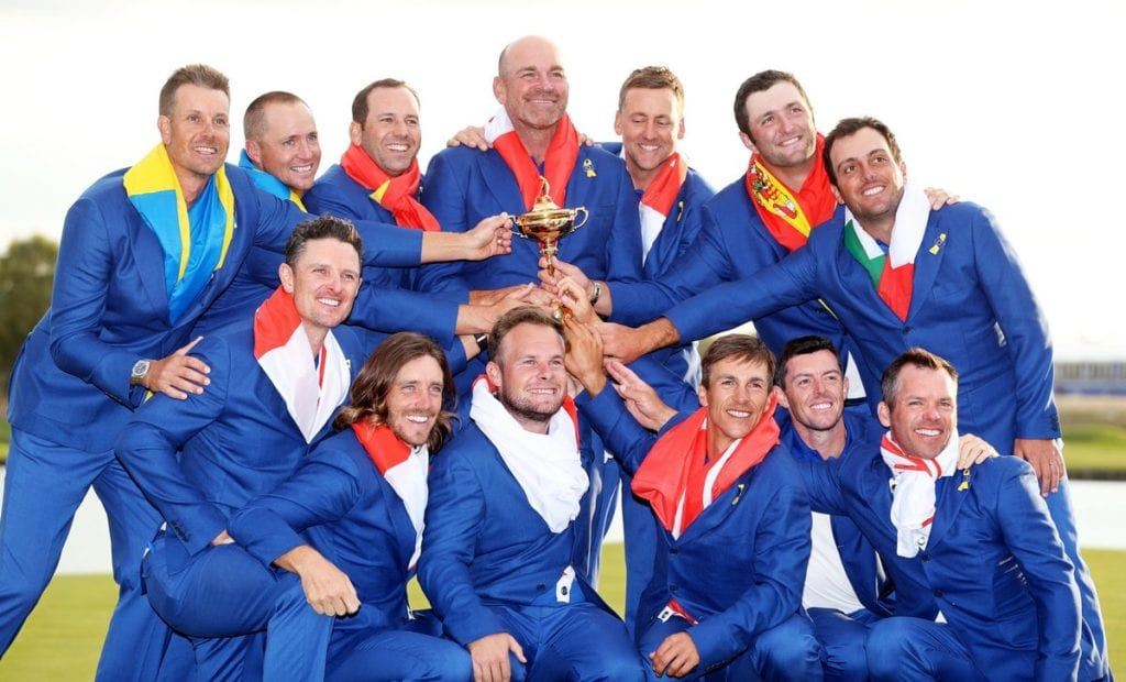 There will still be stars for European Ryder Cup team