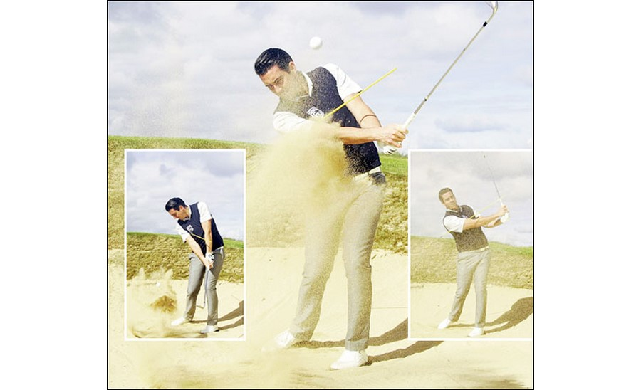 Sand School - Become a great bunker player