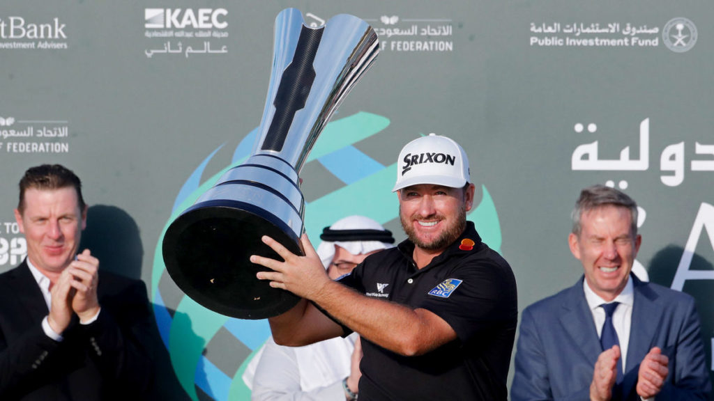 Saudi International R4 - McDowell wins first title since 2014