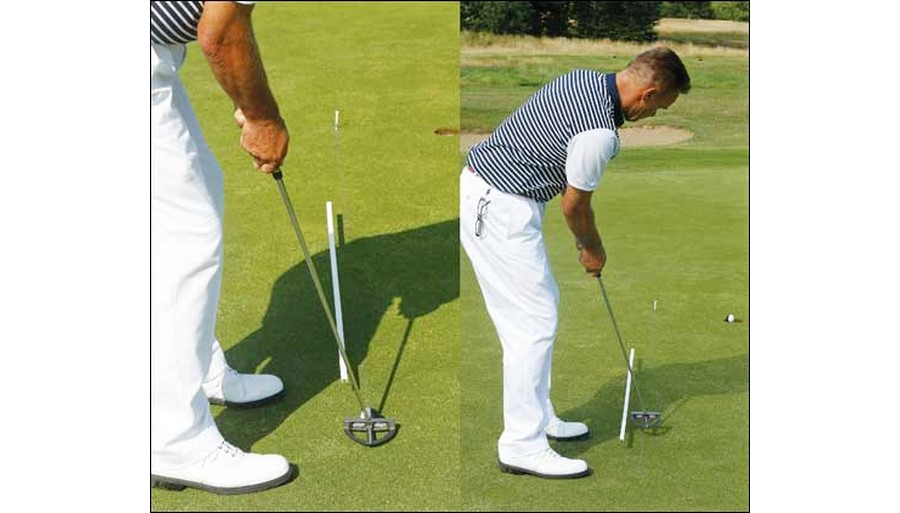 Seeing the Invisible Line - reading greens