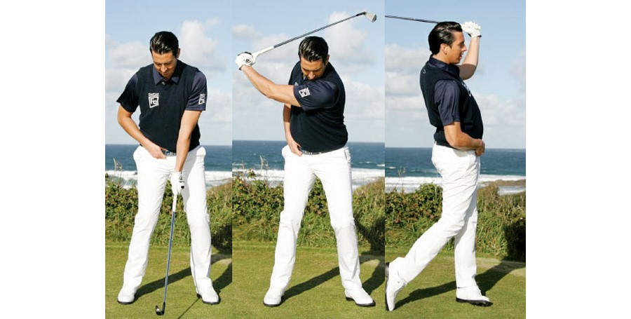 Improve your swing DNA - Drills to improve