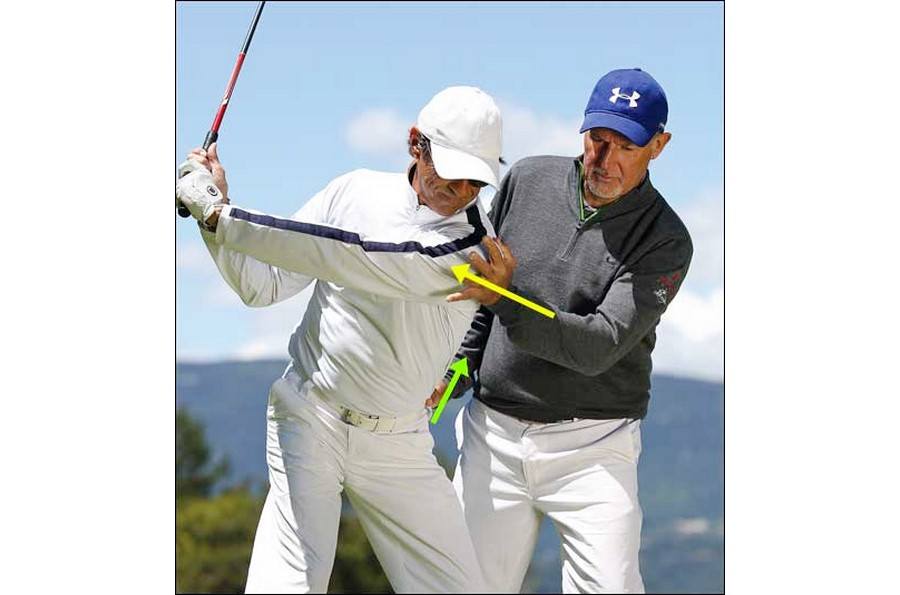 Work that body - insight that every golfer needs