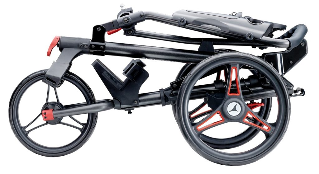 Motocaddy unveils three brand new push trolleys