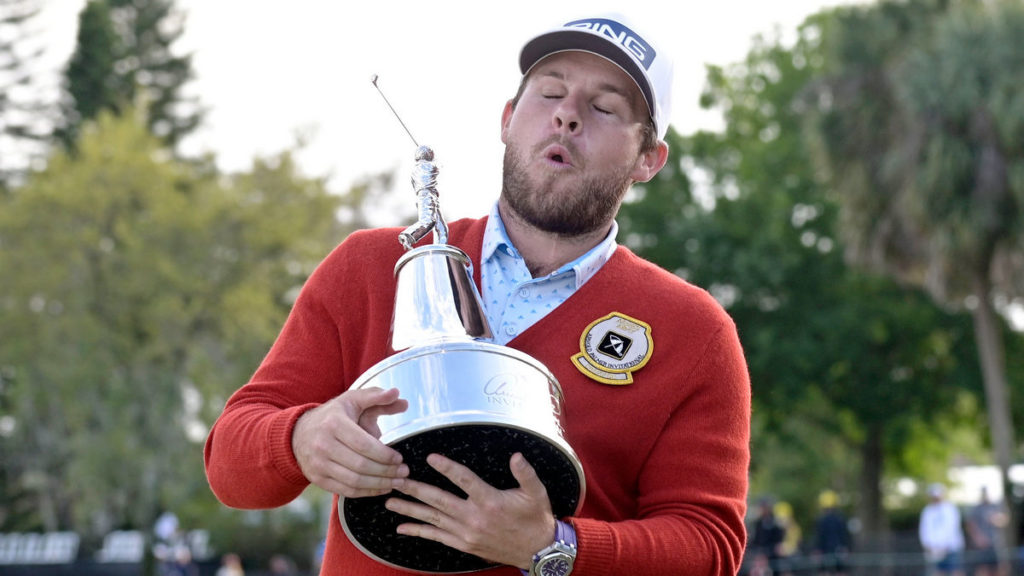 Tyrell Hatton says temperament was key to Bay Hill victory