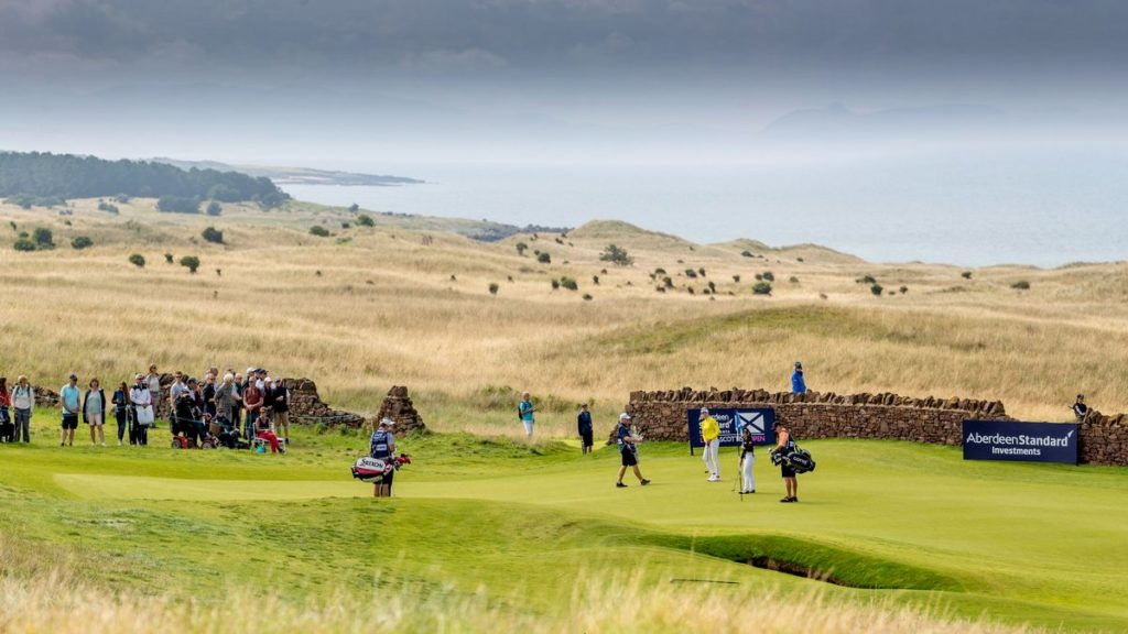 Evian Championship moved to vacated Olympics slot
