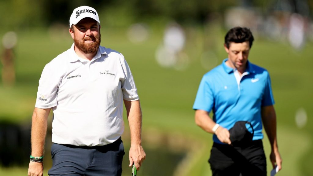 Shane Lowry fears travel restrictions could hamper golf's resumption