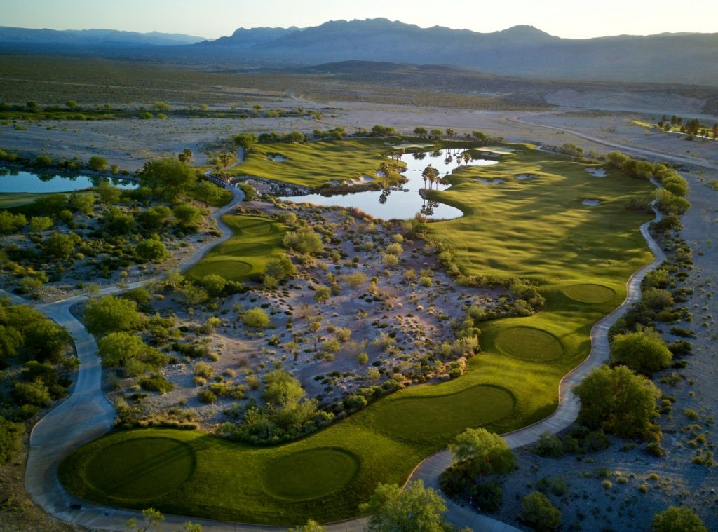 Architecture - Coyote Springs GC, Moapa, Nevada