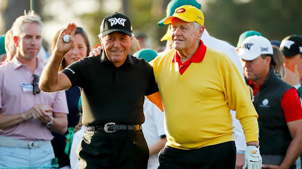 Interview with Gary Player, The Black Knight at 84