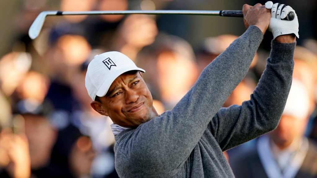 Tiger Woods out of Players Championship