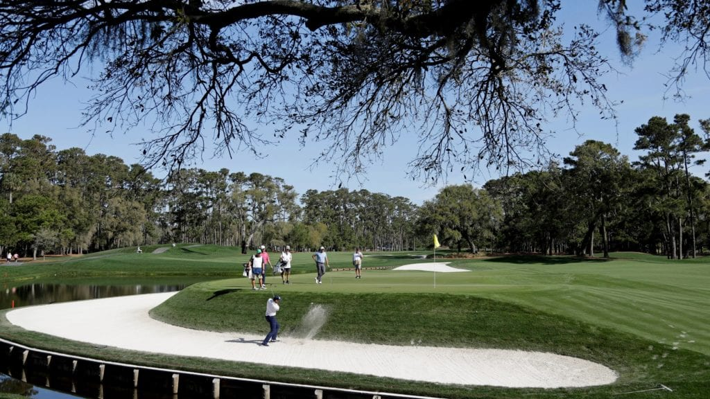 The Players Championship R1 - Tournament cancelled