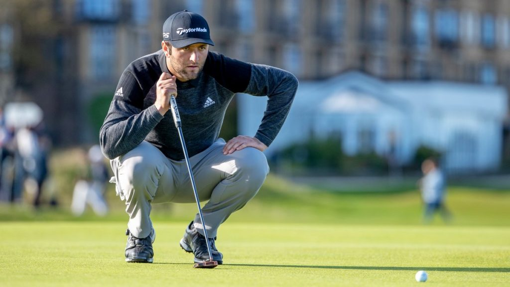 Rahm joins McIlroy in ruling out joining Premier Golf League