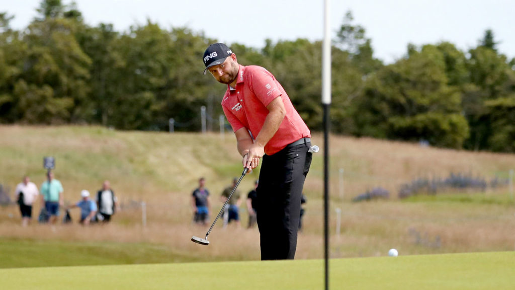 Commercial Bank Qatar Masters R2 - Sullivan tied for lead