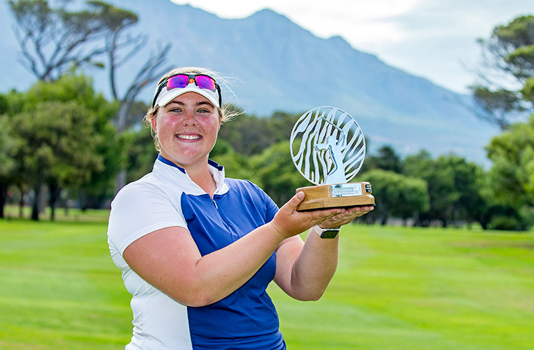 South African Women's R3 - Hewson marks debut with victory
