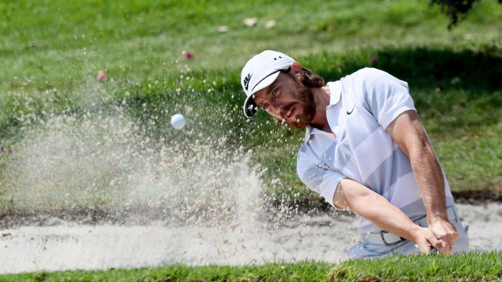 The Honda Classic R3 - Fleetwood in the lead
