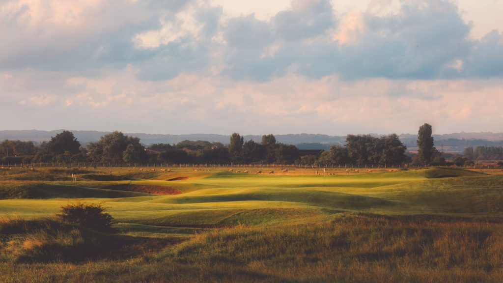 Golf in Kent embraces the news Royal St George's will host the 149th Open next July