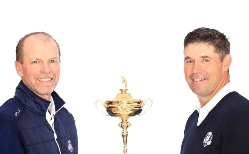 An open letter from Captains Padraig Harrington and Steve Stricker