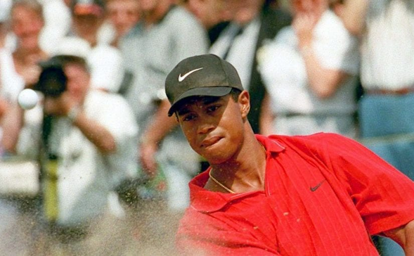 On this day: Tiger Woods wins the Masters – and changes golf forever