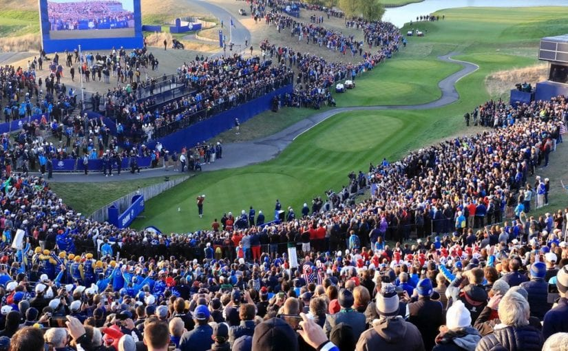 Padraig Harrington: Nobody wants to play the Ryder Cup behind closed doors