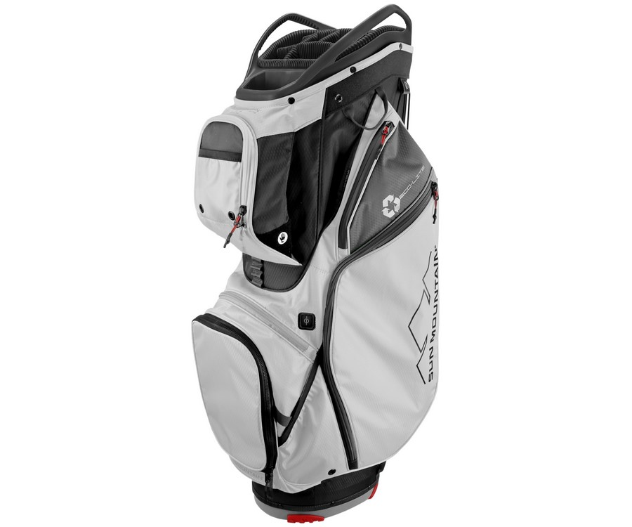 Sun Mountain introduces first golf bag using recycled plastic bottles