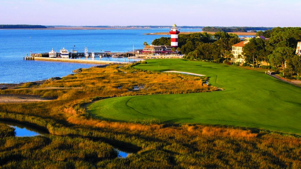 Architecture - Harbour Town Golf Links