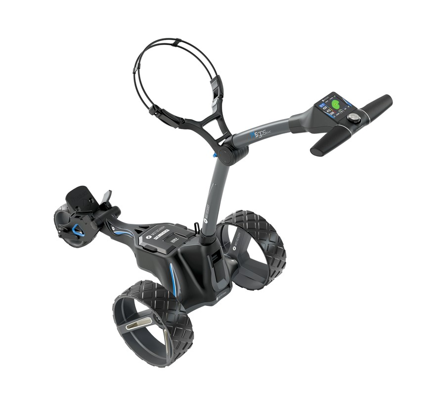 Motocaddy marks a decade of innovative downhill control models