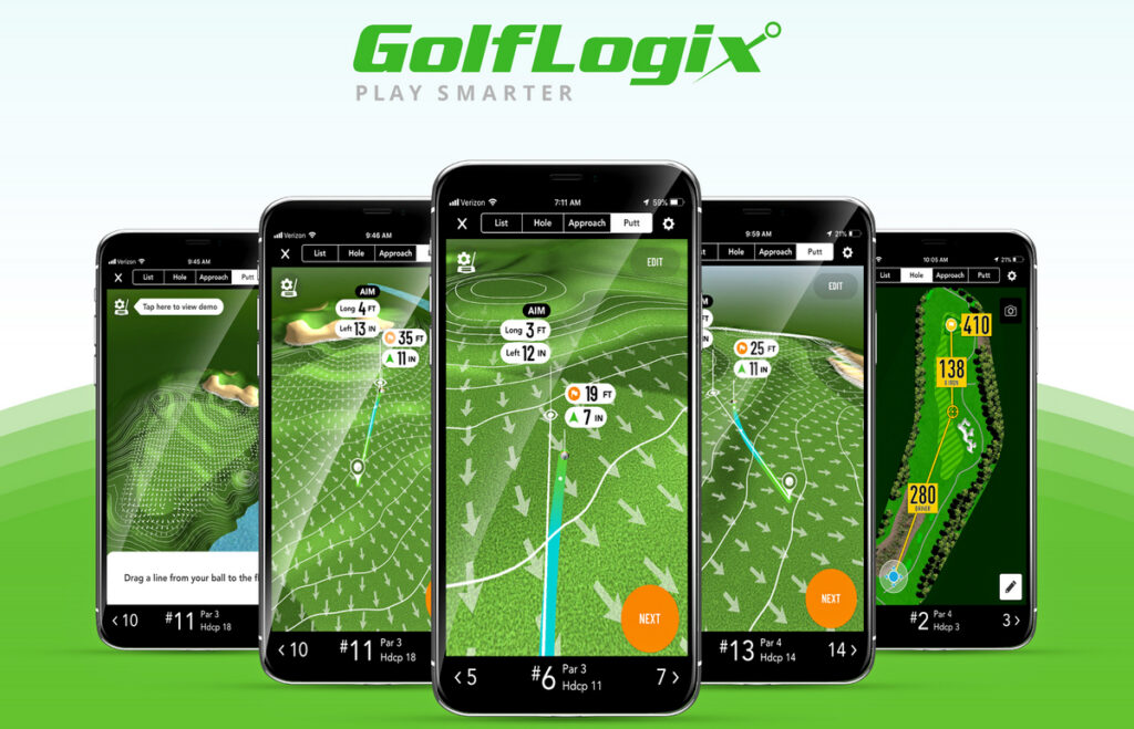 Interview with Pete Charleston, President / Co-Founder GolfLogix