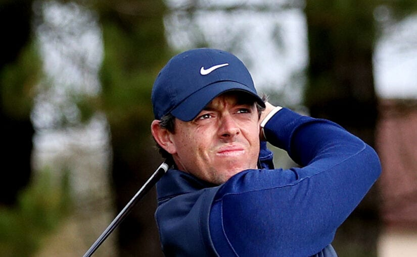 Rory McIlroy hits out at 'complaining' European players over ranking controversy