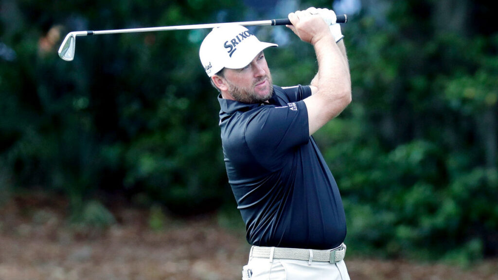 Graeme McDowell's caddie tests positive for coronavirus