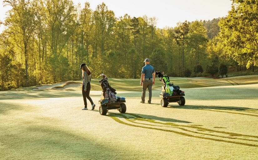 Interview with Mark Rickell, Vice President of Sales, Club Car