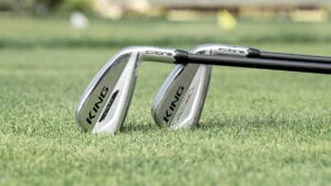 COBRA delivers heightened long iron performance with KING Utility variable and one length offerings
