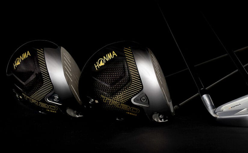 New HONMA TR20 range engineered for speed