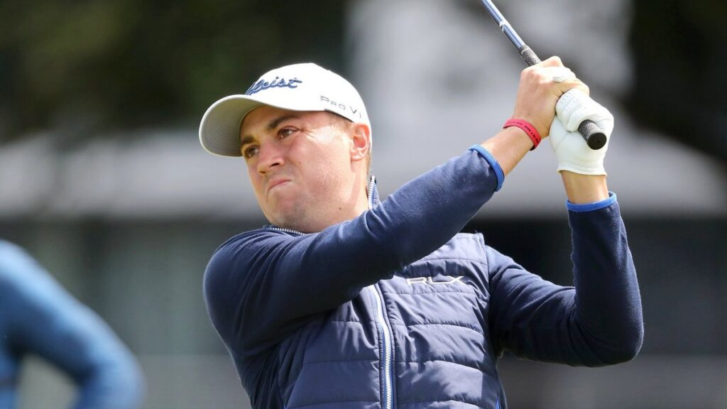 Spieth hoping practice makes perfect as PGA Tour golf returns