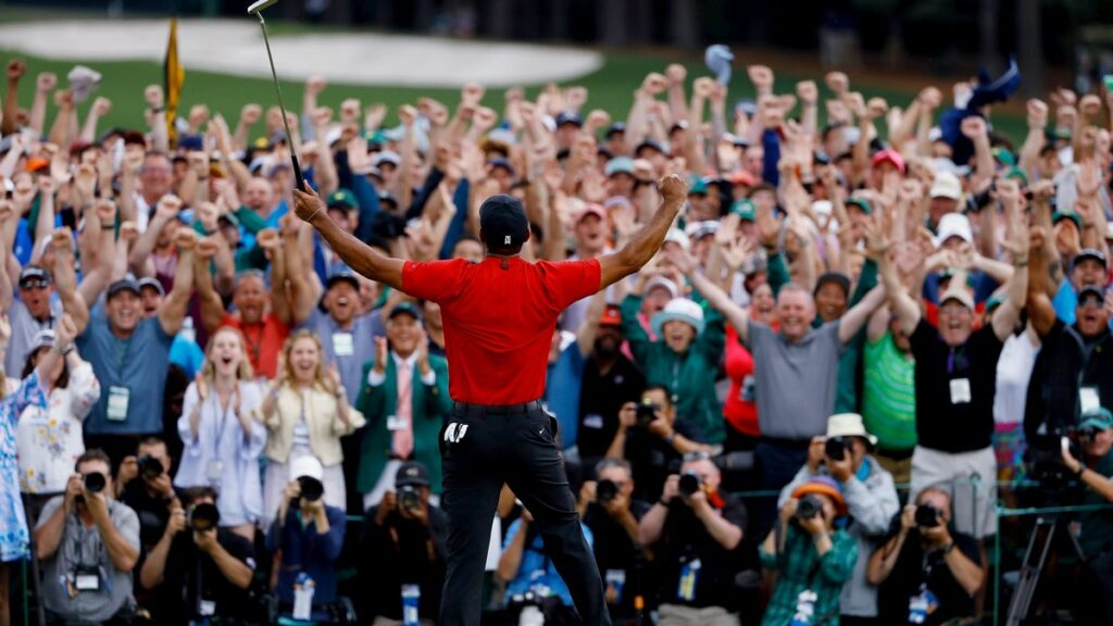 Tiger Woods: the story that keeps on giving