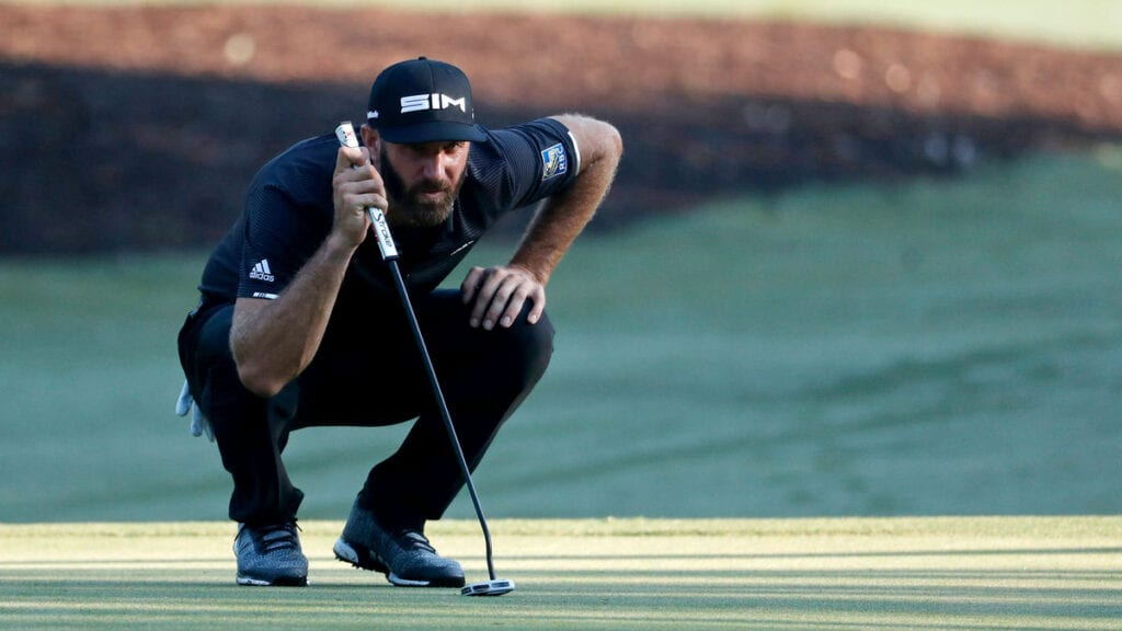 Travelers Championship R3 - Johnson on the charge