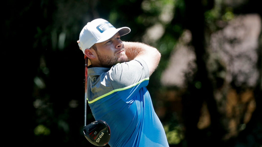 RBC Heritage R3 - Hatton grabs share of the lead