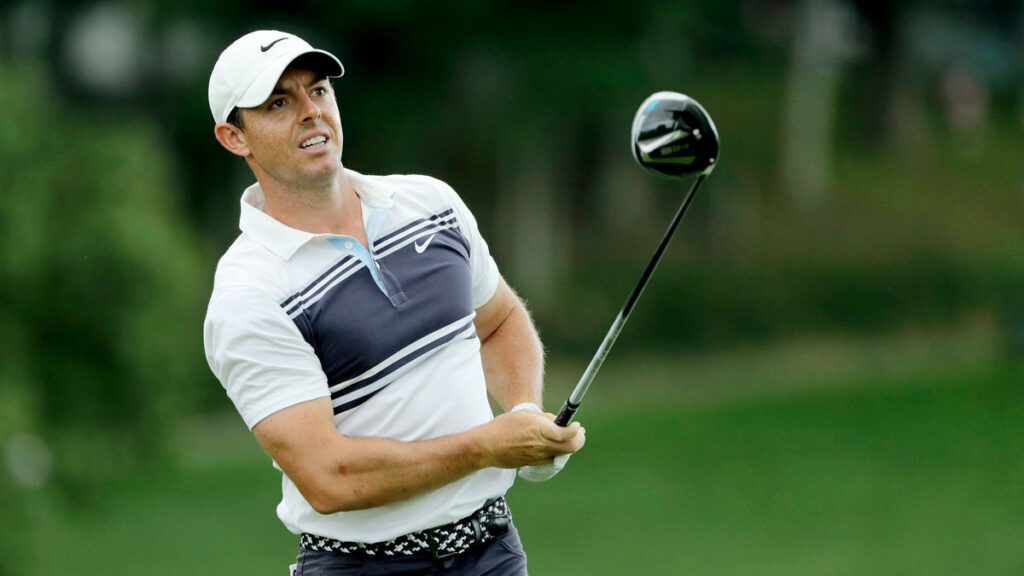 Travelers Championship R2 - McIlroy is 4 shots behind leader