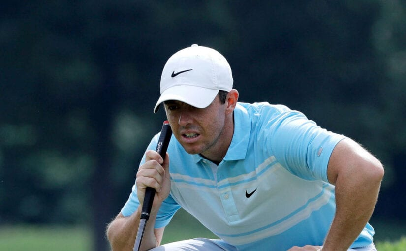 Rory McIlroy taking couple of weeks off in bid to eliminate 'dumb mistakes'