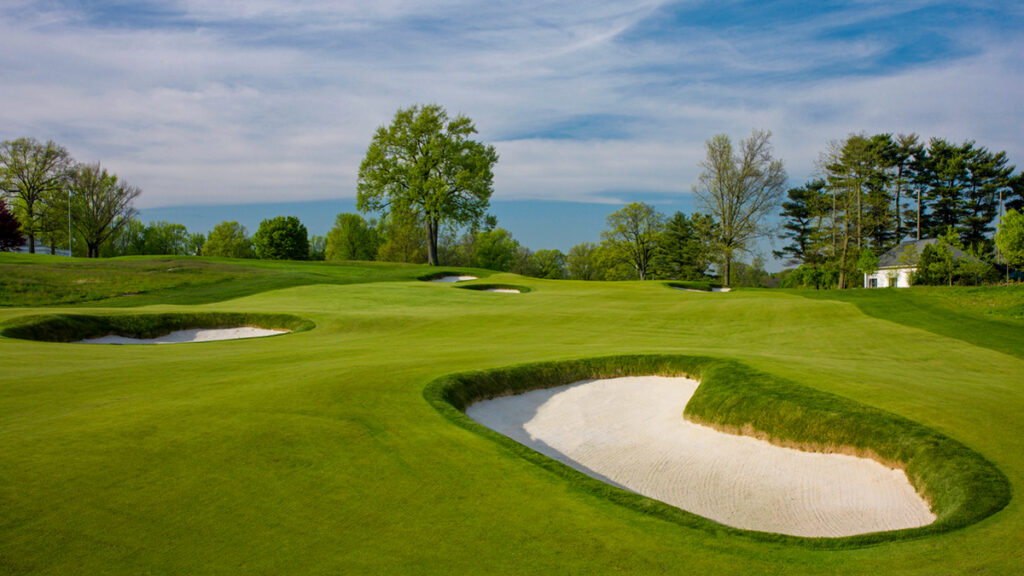 """Grade """"A"""" Architecture - Siwanoy Country Club"""