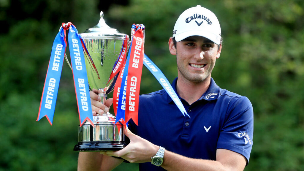 Betfred British Masters R4 - Renato Paratore sees hard work pay off