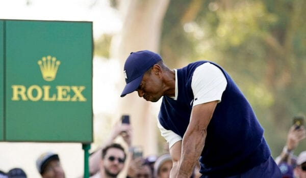 Tiger Woods to return to competitive action at next week's Memorial Tournament