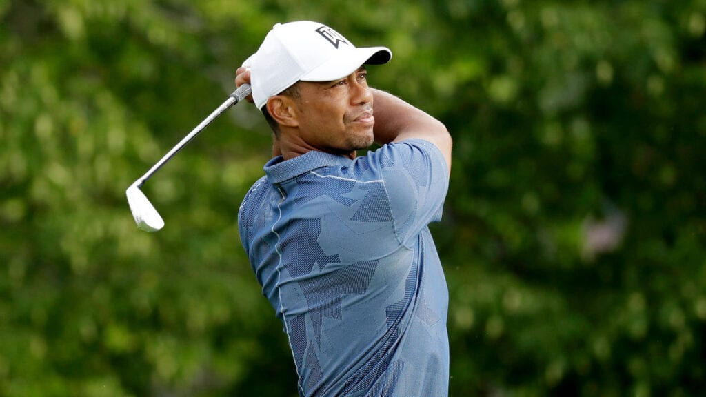 Woods confirms he will not play again before US PGA